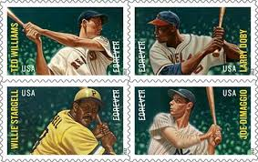 Negro Leagues Stamps